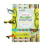 BUKU UNIK Always Be Thankful [CBB-149] - Scrapbook and Patchwork